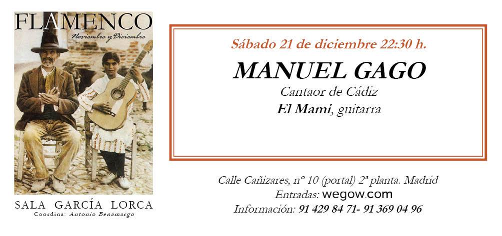 Manuel Gago