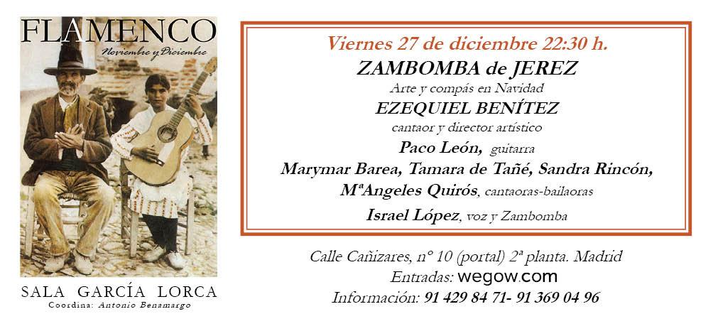 Zambomba de Jerez
