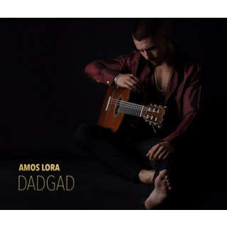 Amós Lora - Dadgad (CD)