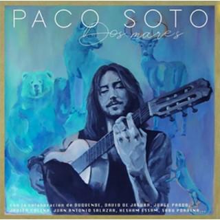 Paco Soto - Dos mares (CD)