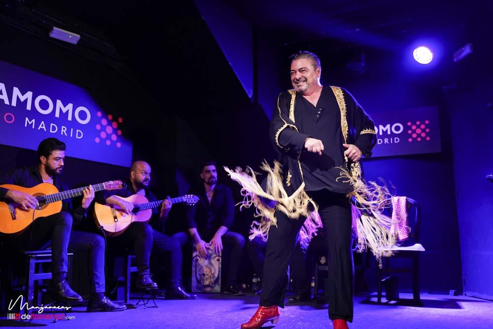 Antonio Canales en Cardamomo