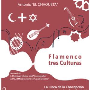 Flamenco tres culturas