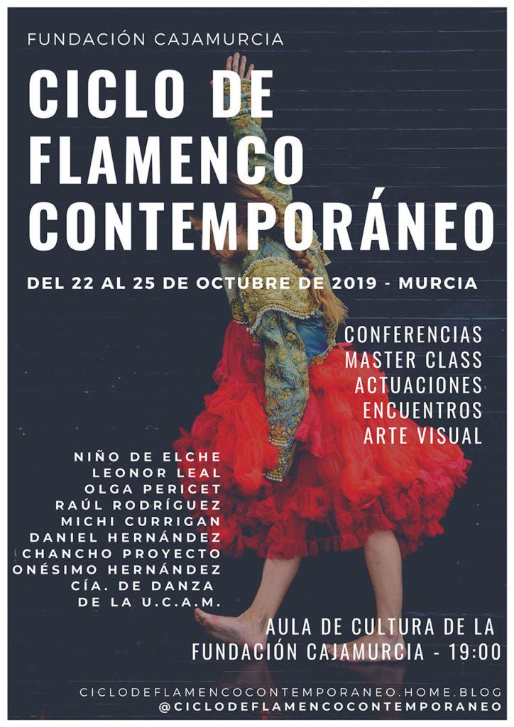 Flamenco Contemporáneo - Murcia
