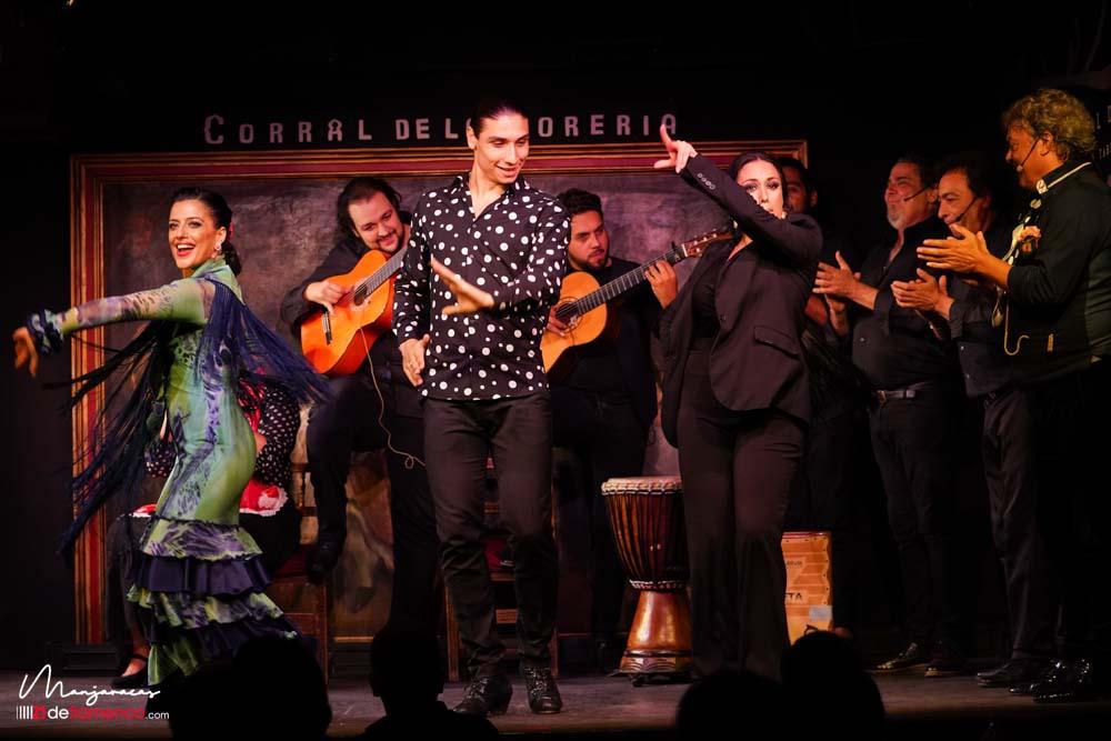 Anabel Moreno, El Yiyo, Belén López