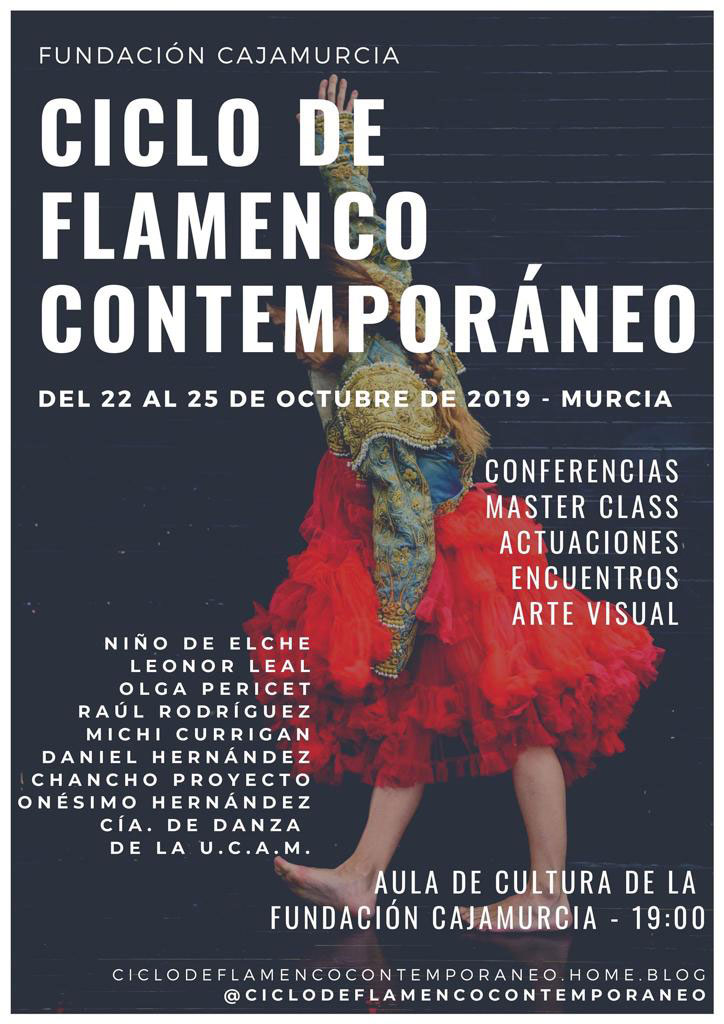 Flamenco Contemporáneo - fundacióni Caja Murcia