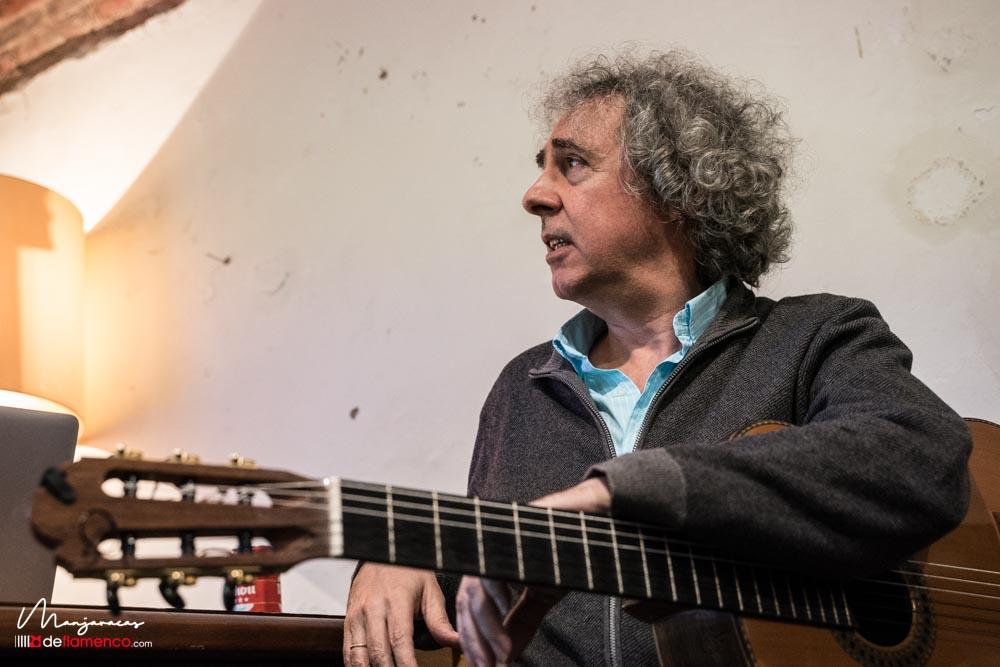Entrevista a José Manuel Gamboa