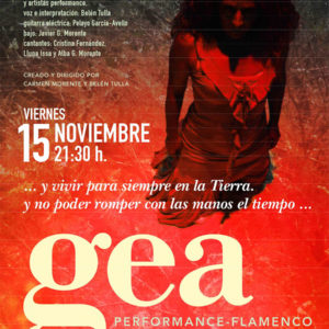 Gea Carmen Morente