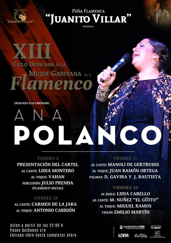 Ana Polanco - Peña Juanito Villar