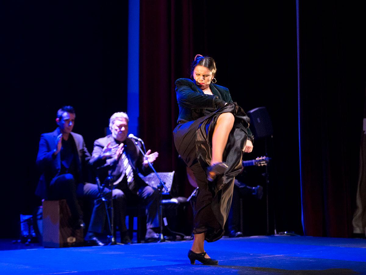 Maria Moreno - Jueves Flamencos Cajasol