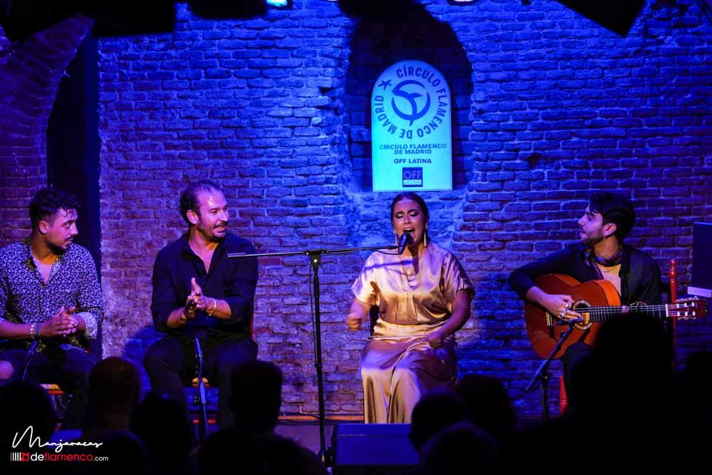 María Terremoto & Yerái Cortés - Círculo Flamenco de Madrid