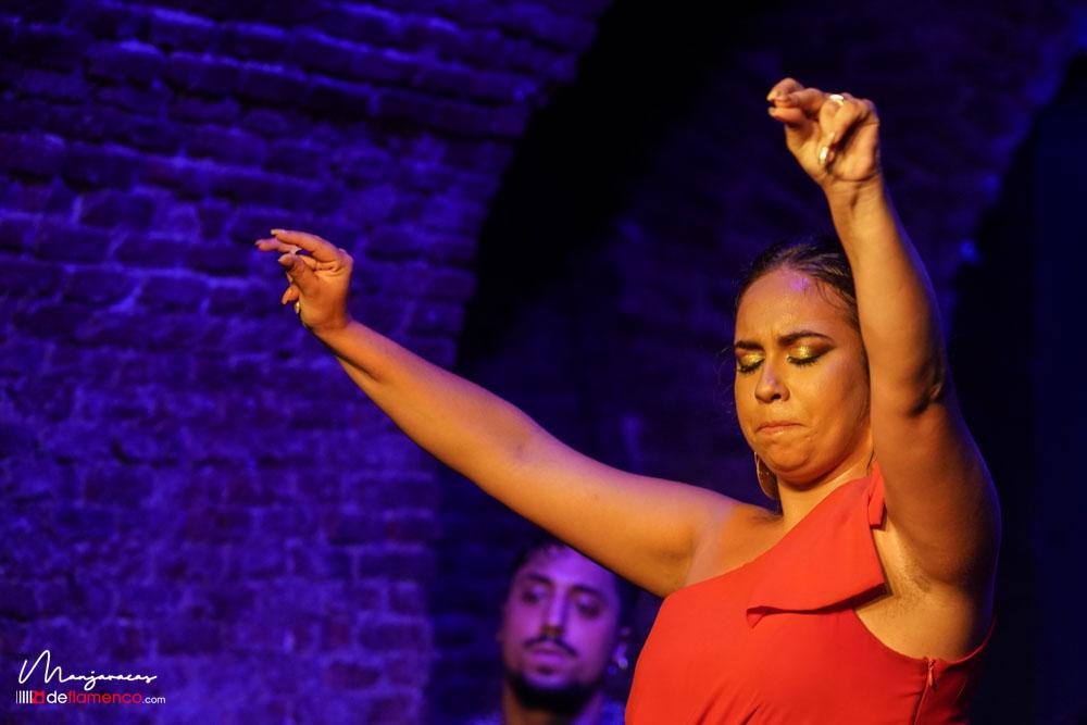 María Terremoto - Círculo Flamenco de Madrid