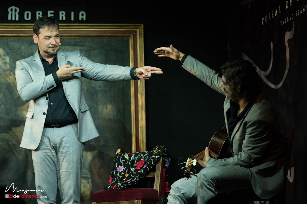 José Valencia & Juan Requena