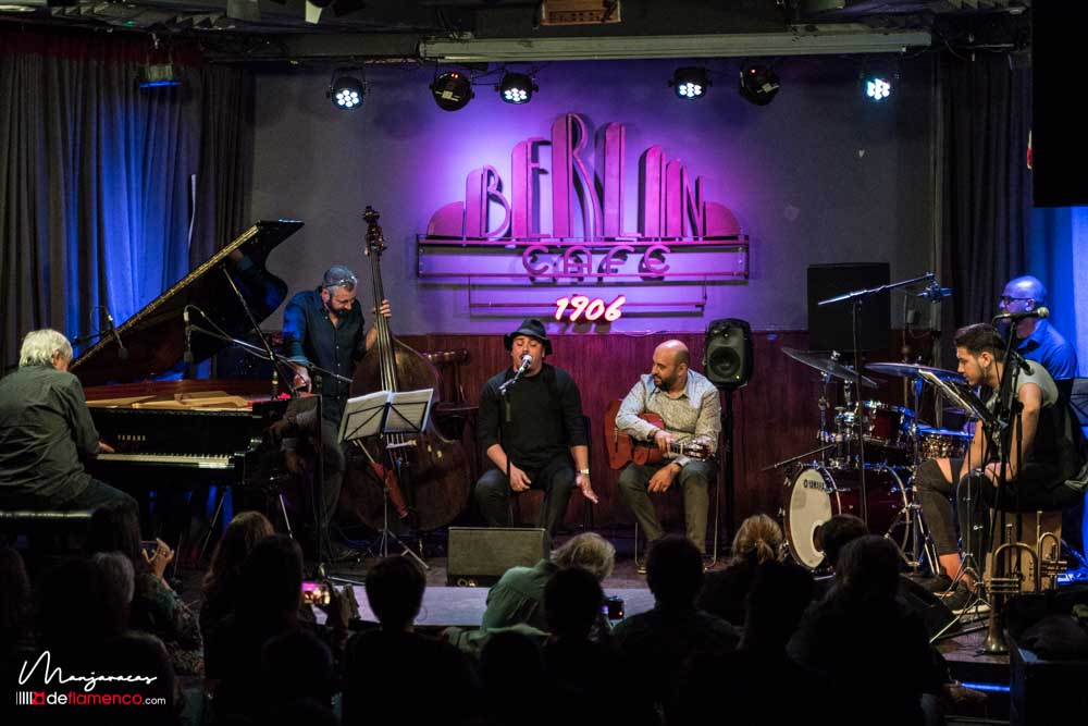 Pedro Ojesto & Flamenco Jazz Company