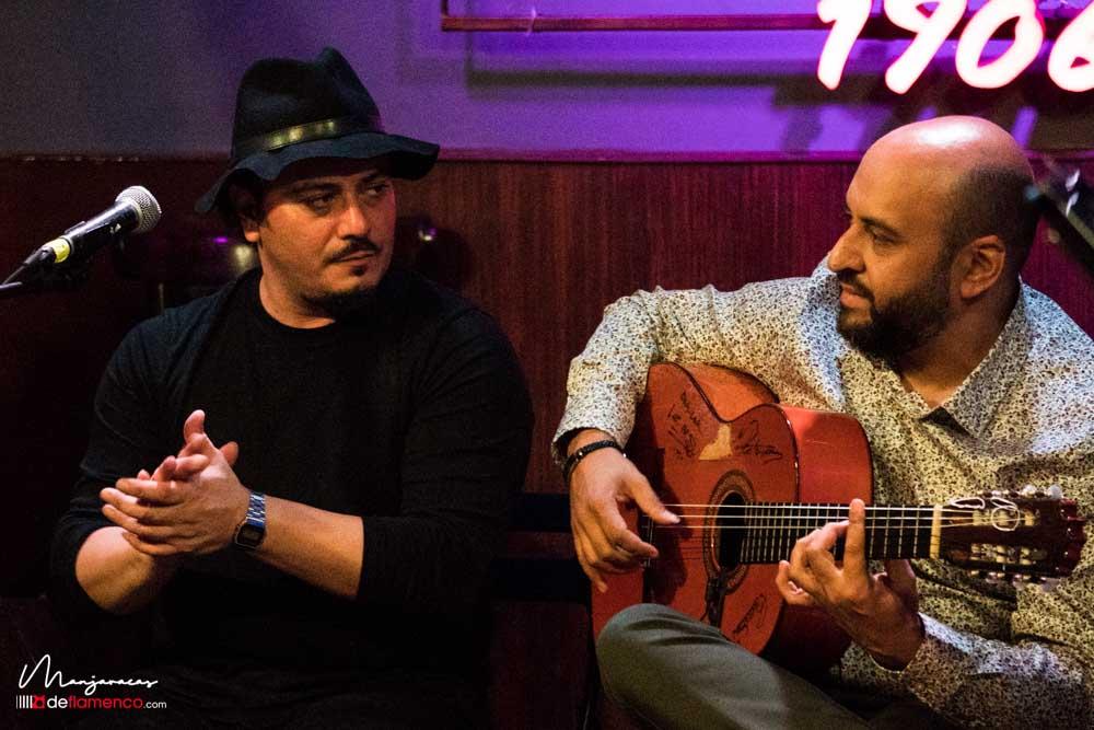 Ingueta Rubio & Mario Montoya