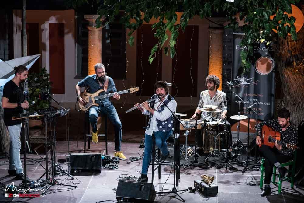 Sergio de Lope band – Encuentro Lunas Flamencas