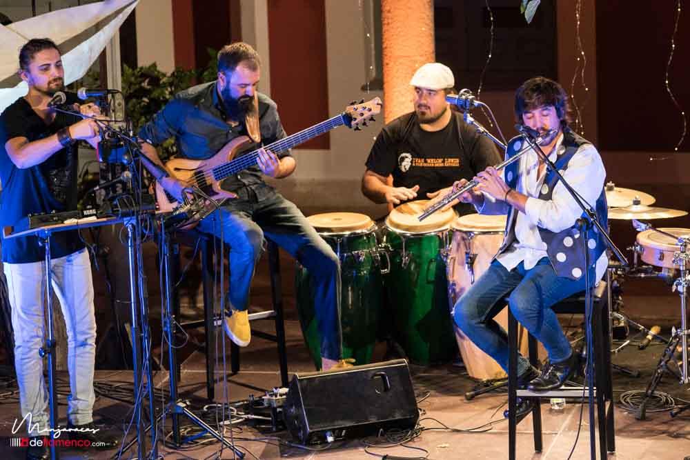 Sergio de Lope band