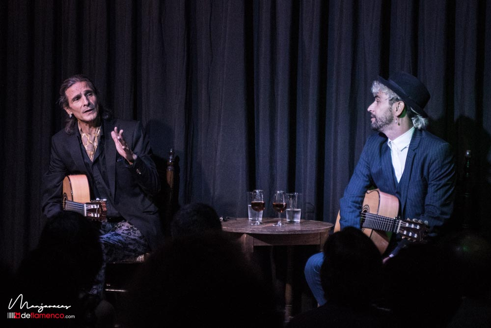 Agujetas Chico & Sorderita en la Sala García Lorca