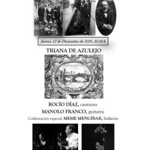 Triana de Azulejo - Rocío Díaz