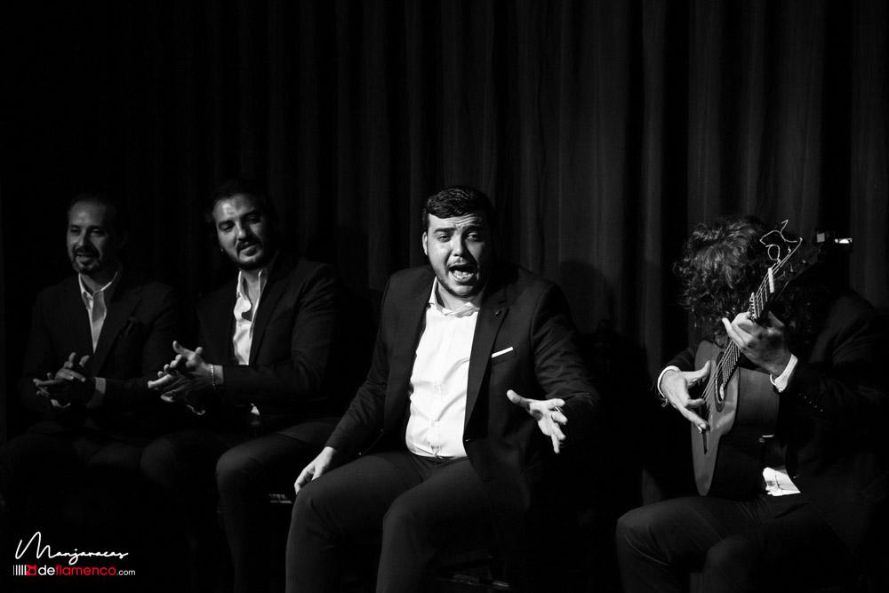 'Un óle a tiempo' en la Sala García Lorca