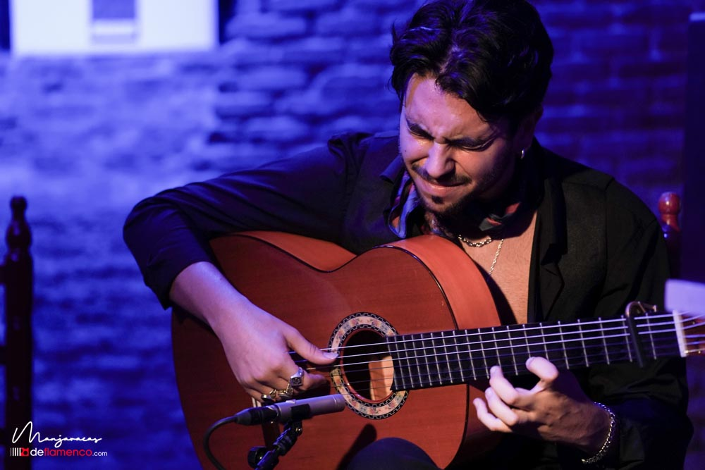 Yerái Cortés - Círculo Flamenco de Madrid