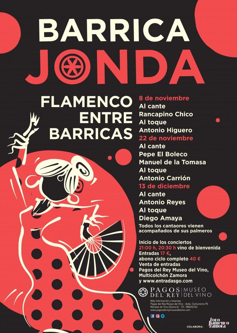 Barrica jonda - Zamora