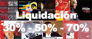 Liquidación CDs Flamenco - tienda DeFlamenco.com