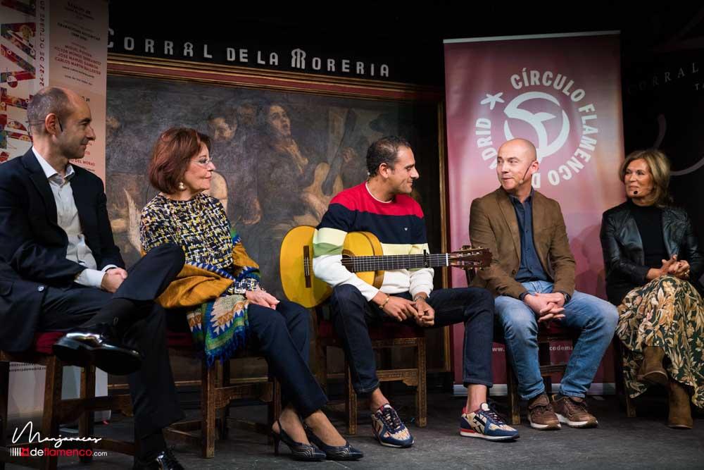 Presentación de 2º Festival del Círculo Flamenco de Madrid