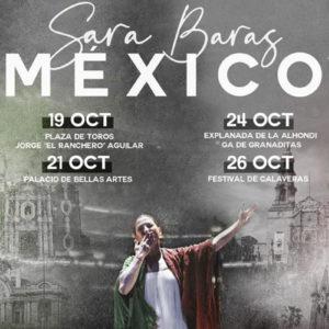 Sara Baras en México
