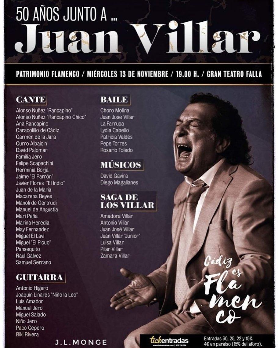 50 años junto a Juan Villar