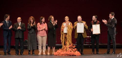 Gala premios Concurso de Arte Flamenco de Córdoba