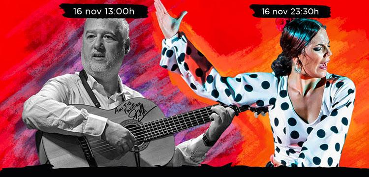 El Día del Flamenco en el Teatro Flamenco Madrid