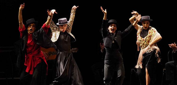 """""""El sombrero"""" Estévez/Paños. Bailar es la condena"""