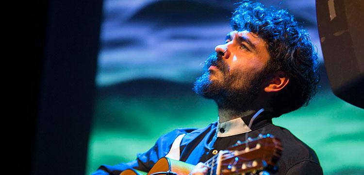 Joselito Acedo, guitarra para compartir