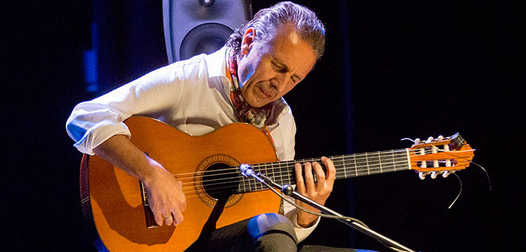 Juan Carlos Romero, la guitarra onírica