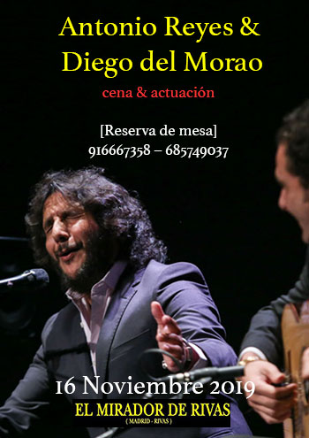 Antonio Reyes & Diego del Morao - El Mirador