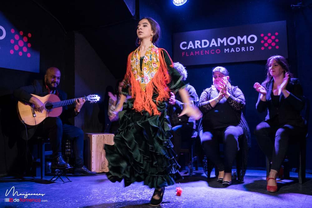 "Itziar ""La Pulga"" - Becas Cardamomo"