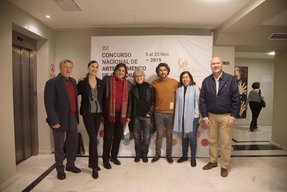 Concurso Nacional de Arte Flamenco de Córdoba 2019 – Participantes cante flamenco
