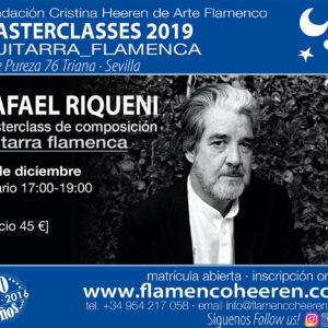 Masterclass Rafael Riqueni
