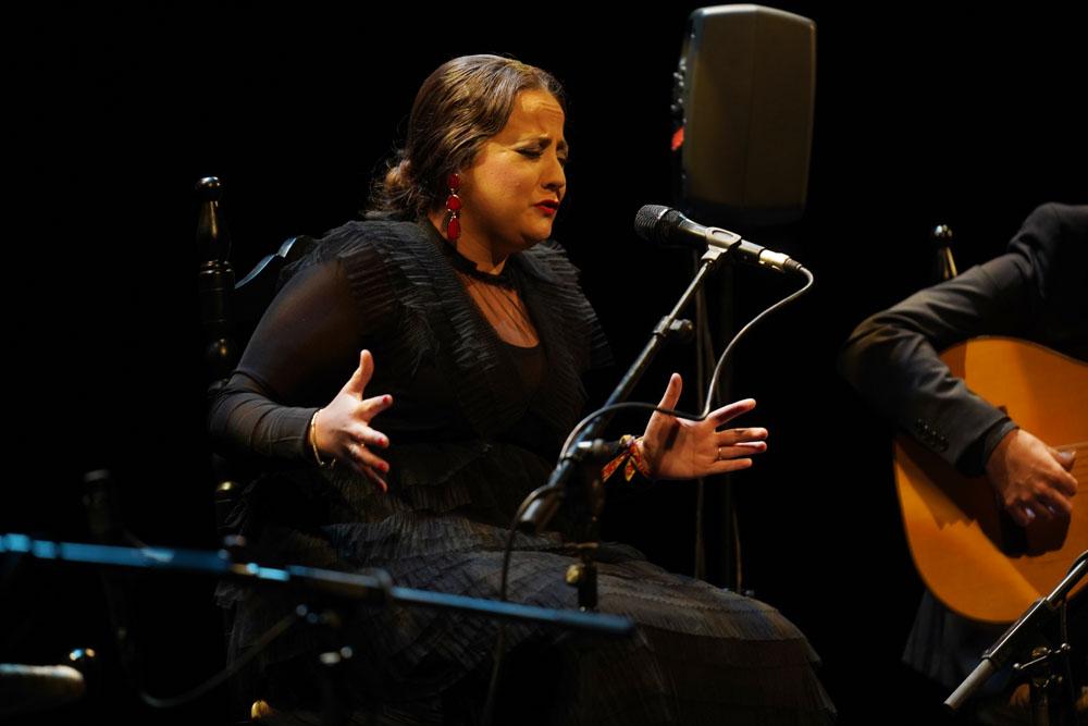 Concurso Nacional de Arte Flamenco de Córdoba. Fase opción a premio II