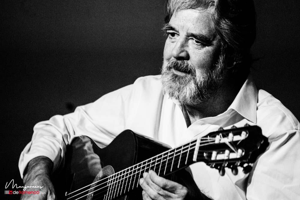 Rafael Riqueni adelanta su nuevo disco 'Herencia' en la Sala García Lorca de Madrid