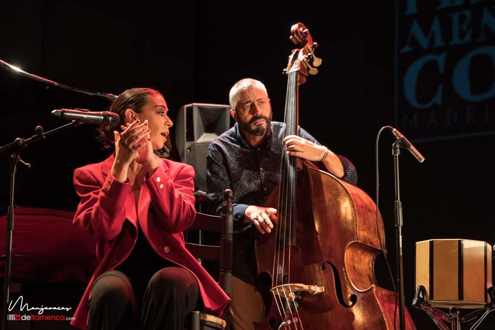 Sandra Carrasco & Pedro Ojesto en Teatro Flamenco Madrid