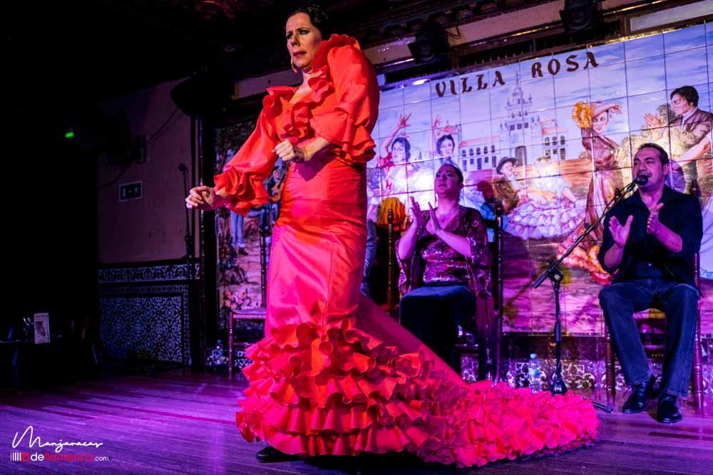 Sonia Poveda en Villa Rosa