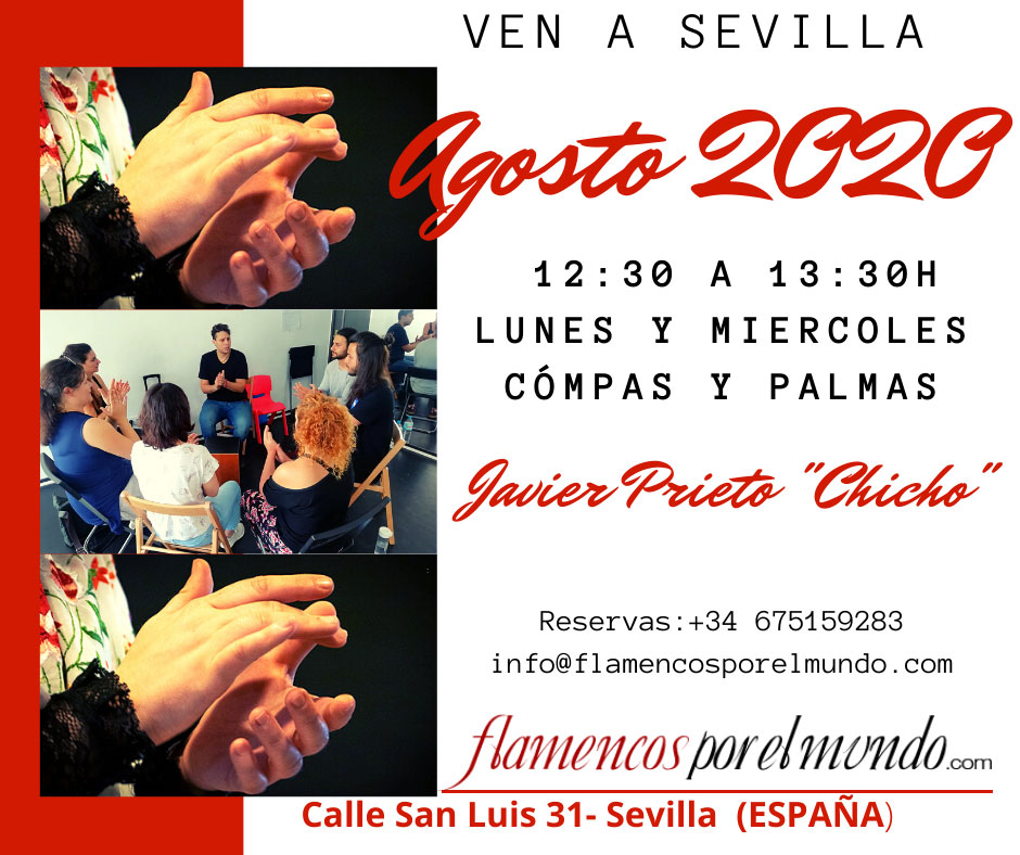 Compás y palmas - flamencos por el mundo