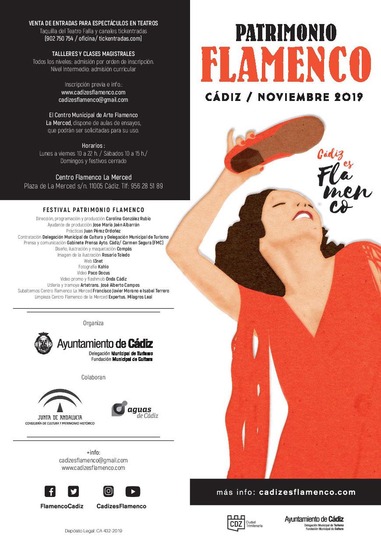 Patrimonio Flamenco - Cádiz