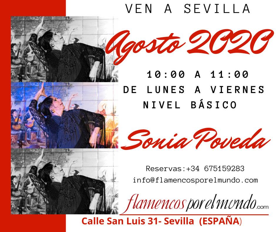Sonia Poveda - flamencos por el mundo