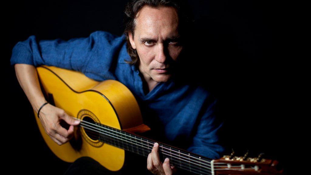 Vicente Amigo - en Flamenco on Fire