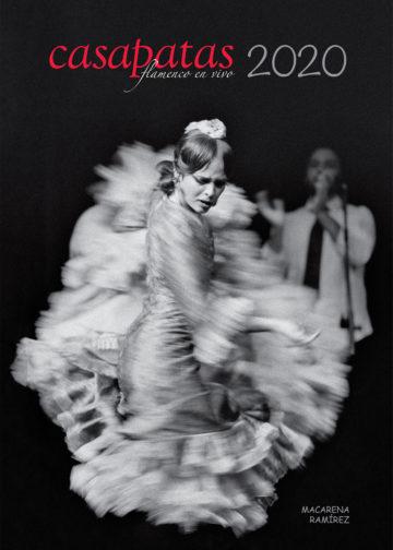 Calendario Flamenco Casa Patas - portada