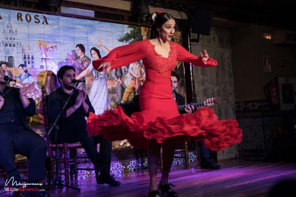 Aitana de los Reyes - Concurso Villa Rosa