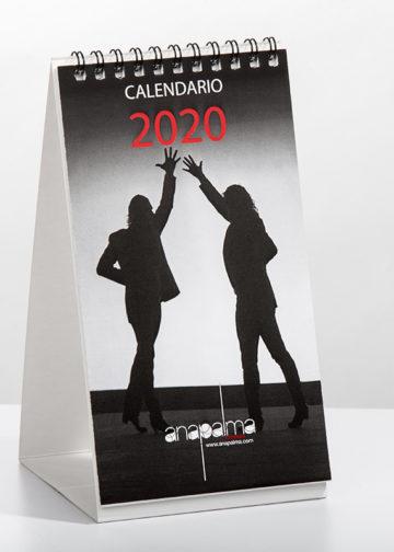 Calenario Flamenco Ana Palma 2020