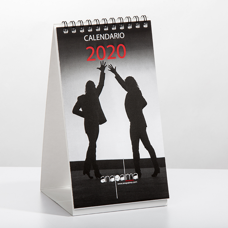 Calendario Flamenco Ana Palma 2020